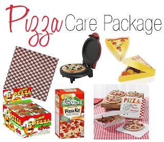 Lots of missionary care package ideas