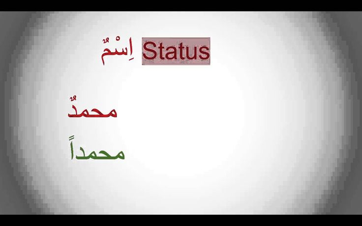 MADINA BOOK 1 FULL COURSE Class 4 ---ISM CONDITION IN ARABIC SENTENCE