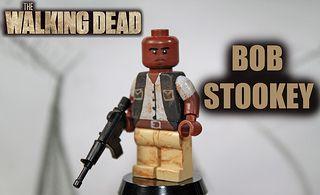 Custom LEGO The Walking Dead: Season 4 | Bob Stookey | #TheWalkingDead