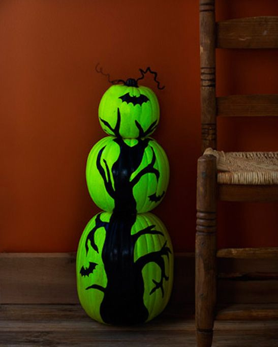 5 Tips for Using Glow in the Dark Mod Podge to decoupage Halloween DIYs and more!