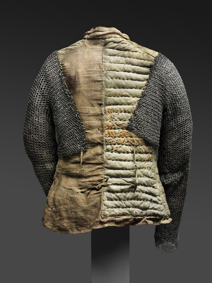 Man's arming doublet circa 1550-1650. Philadelphia Museum of Art. Accession Number: 1977-167-240