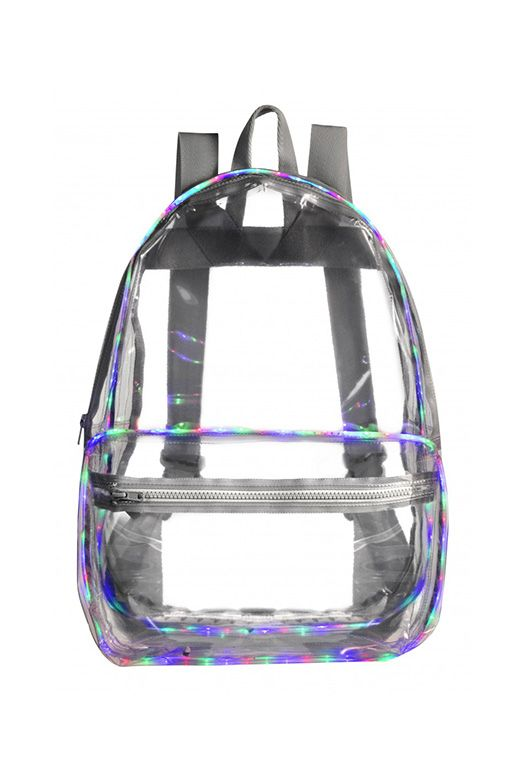 93db3b11e2aa Buy adidas clear backpack   OFF74% Discounted