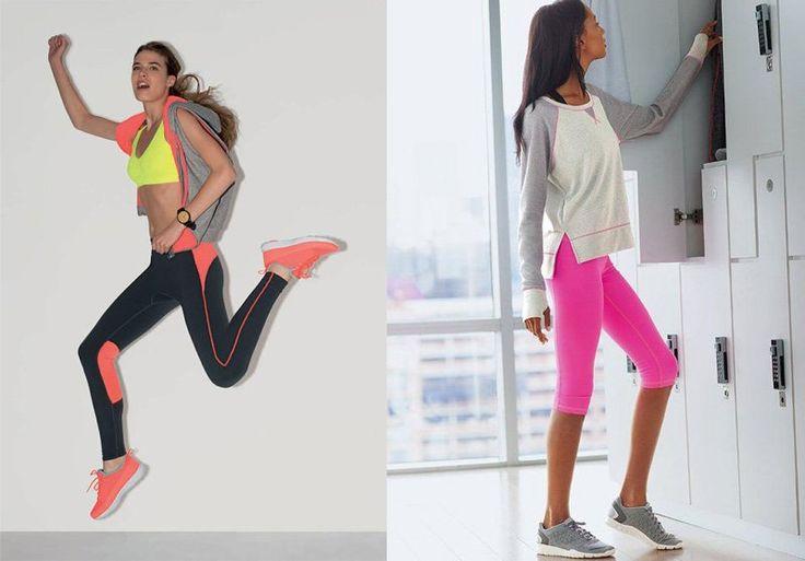 Abbigliamento da palestra: 37 idee per i look da fitness!