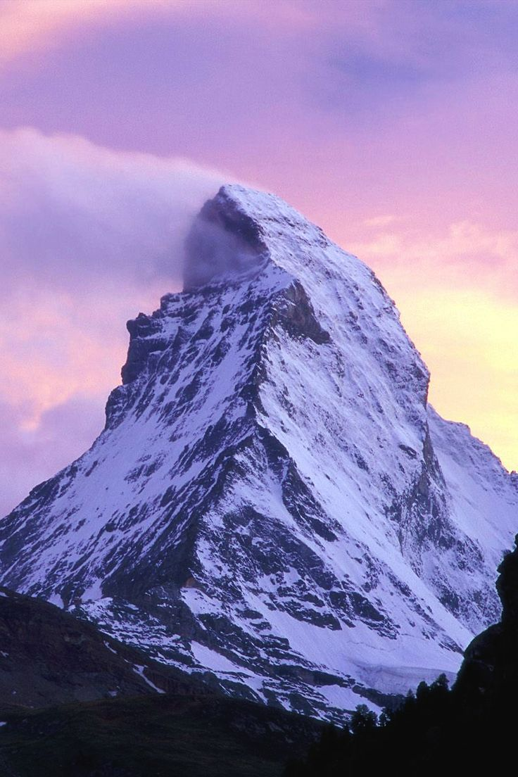 Matterhorn, Switzerland http://www.tauck.com/tours/europe-tours/central-and-eastern-europe-tours/switzerland-tour-sw-2016.aspx