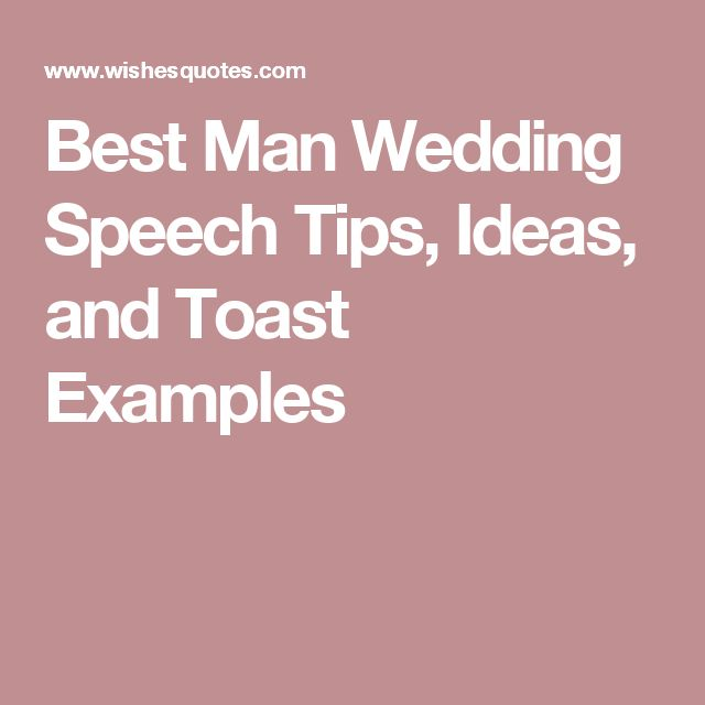 Best 25 Wedding Toast Examples Ideas That You Will Like On Pinterest