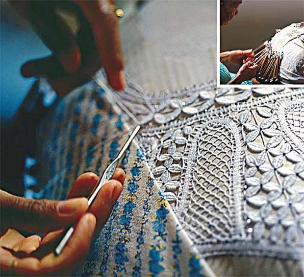 Brasileirice's: Artesanato: nossas rendeiras são destaque nacional