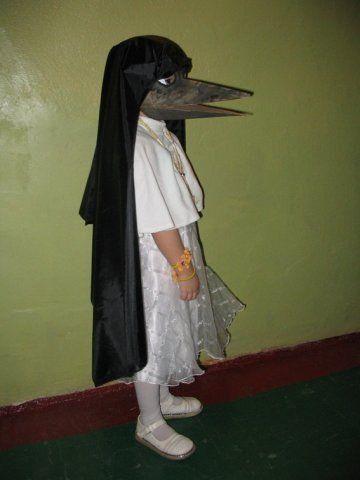 Карнавальные костюмы сделанные папами