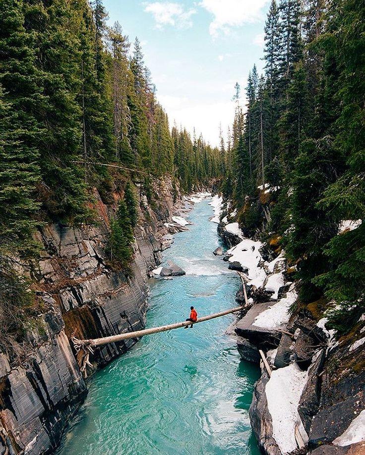 Kootenay National Park, British Columbia #KootenayNationalPark #BritishColumbia #Canada