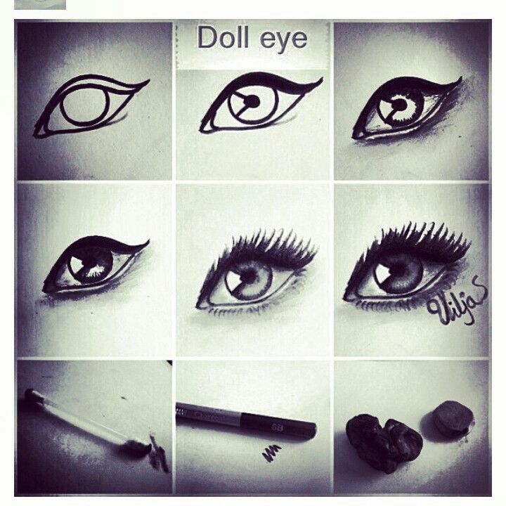 Best 25 easy eye drawing ideas on pinterest easy drawing how to draw an eye ccuart Choice Image