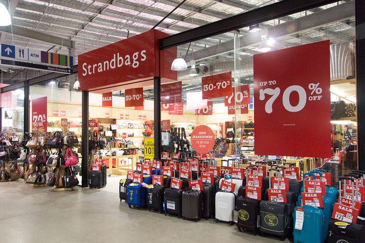 Save between 30 - 70% off as Strandbags at DFO Jindalee now! https://www.facebook.com/DFOJindaleeQLD?fref=ts