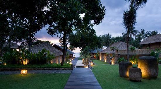 Jeeva Klui Resort in Lombok, Indonesia.
