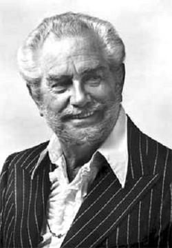 """Foster Brooks (May 11, 1912-2001) – Actor and comedian most famous for his portrayal of a lovable drunken man. Perry Como discovered Brooks in 1969, appeared regularly on """"The Dean Martin Show."""" Born in Louisville, Kentucky, died in Encino, California."""