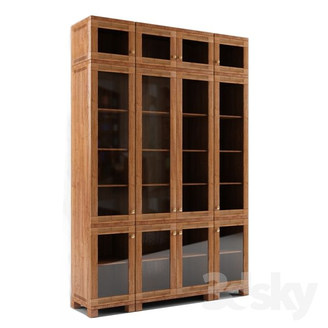 Drewniana biała witryna u2022WEJDŹu2022 agamartin - Design - komposteimer für die küche