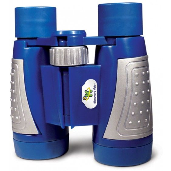 Discovery Kids - Binoculars 4 x 30 - Christmas Catalogue - Our Products - Entropy Australia   Great tool to teach young ones about birds and distances!  #Entropywishlist #pintowin