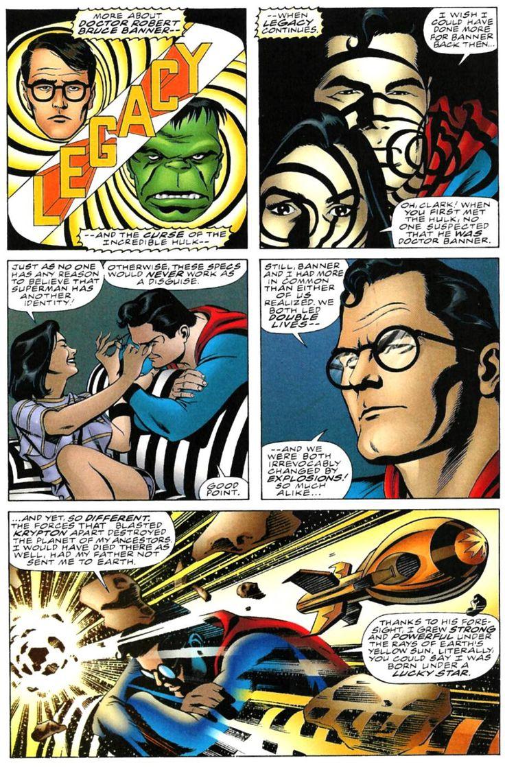 Incredible Hulk vs Superman Full - Read Incredible Hulk vs Superman Full comic online in high quality