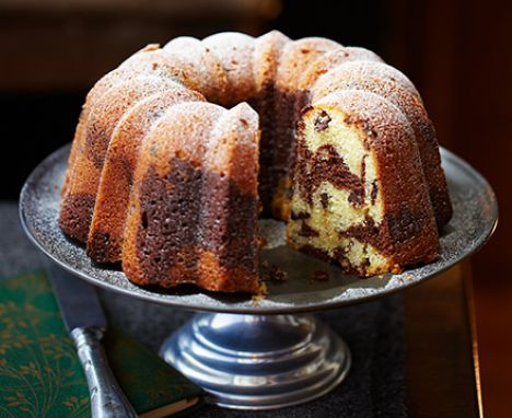 Sweet Red Wine Loaf Cake