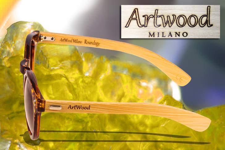 Artwood-MilanoΞύλινα γυαλιά ηλίου ArtWood Club