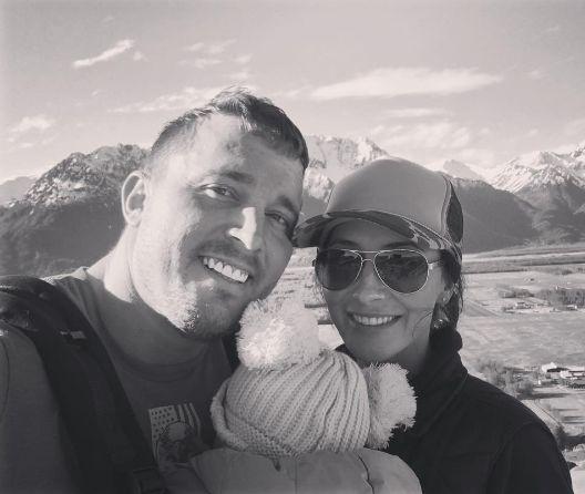 """Bristol Palin's """"Baby Daddy BFF"""" - http://site.celebritybabyscoop.com/cbs/2016/05/27/bristol-palins-daddy #Alaska, #BabyDaddyBFF, #BristolPalin, #ChildSupport, #Custody, #DakotaMeyer, #LeviJohnston, #SailorPalin, #SailorPalinMeyer"""