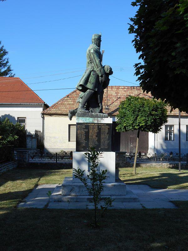 Világháborús emlékmű (Bajna) http://www.turabazis.hu/latnivalok_ismerteto_4974 #latnivalo #bajna #turabazis #hungary #magyarorszag #travel #tura #turista #kirandulas