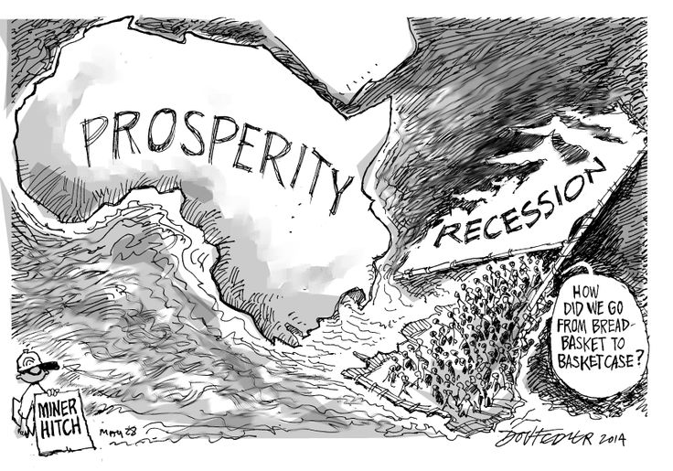 The latest Business Report weekly cartoon deals with the possibility of a recession in South Africa.   To read more about this click here: http://www.iol.co.za/business