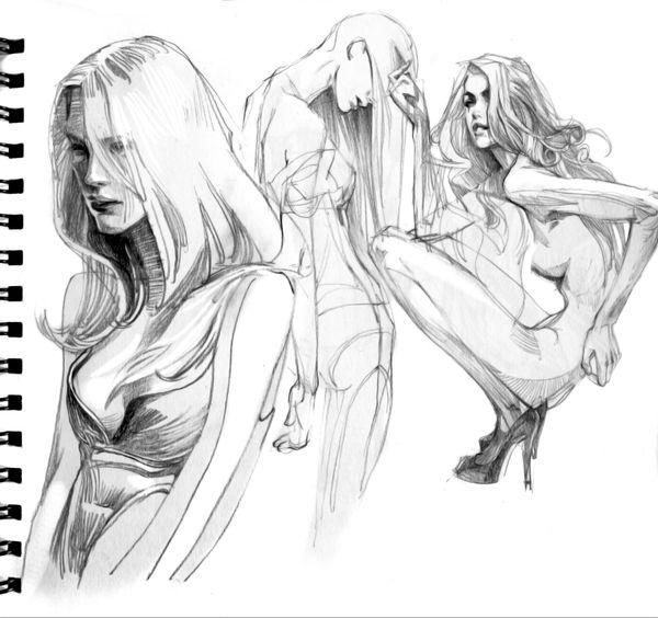 line&sketch on Behance