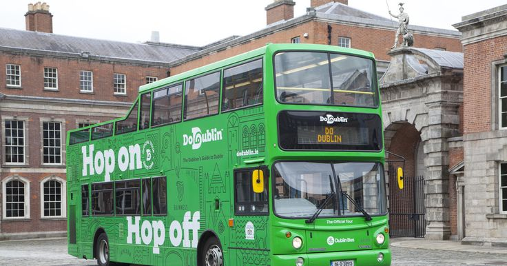 Explore Dublin at your own pace with the ultimate ticket that gives you 72-hour access to the hop-on and hop-off sightseeing bus, all of Dublin's public bus routes and the Airlink Express bus between the Dublin airport and the city center.