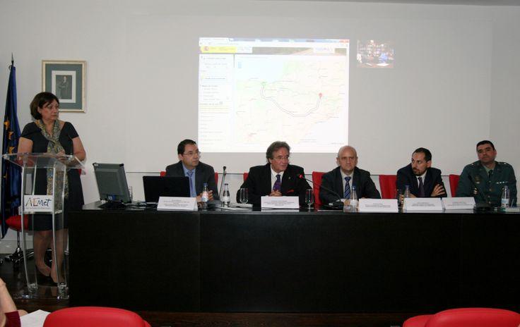 AEMET presenta nuevos productos para incrementar la eficiencia en el transporte por carretera