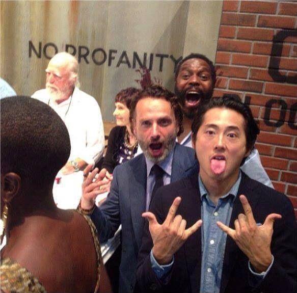 Having Fun!!!! Comic Con 2013