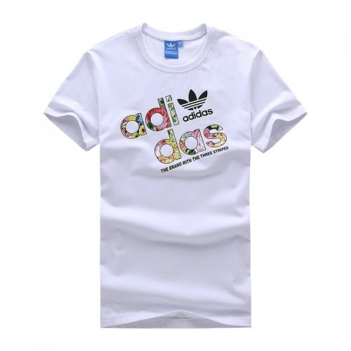 5b08f10420a5 Spring Summer 2018 Cheap Priced Adidas T-Shirt Category Tee L-4XL P42 White