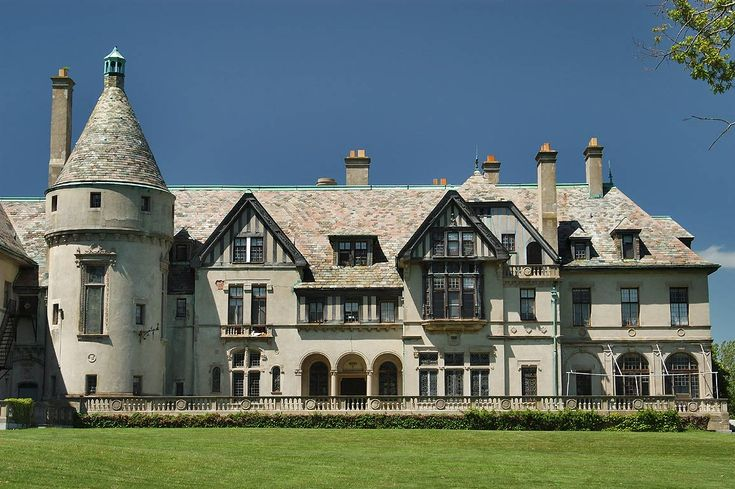 17 best images about american castles on pinterest for Rhode island home builders