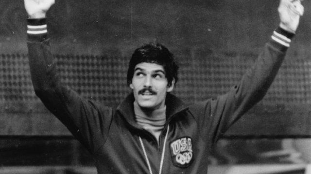 Bronz mark spitz wins 7 gold medals see more 13 2 hewitt the good the