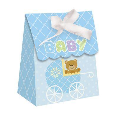 - Mavi Bebek Ayıcık Kutu