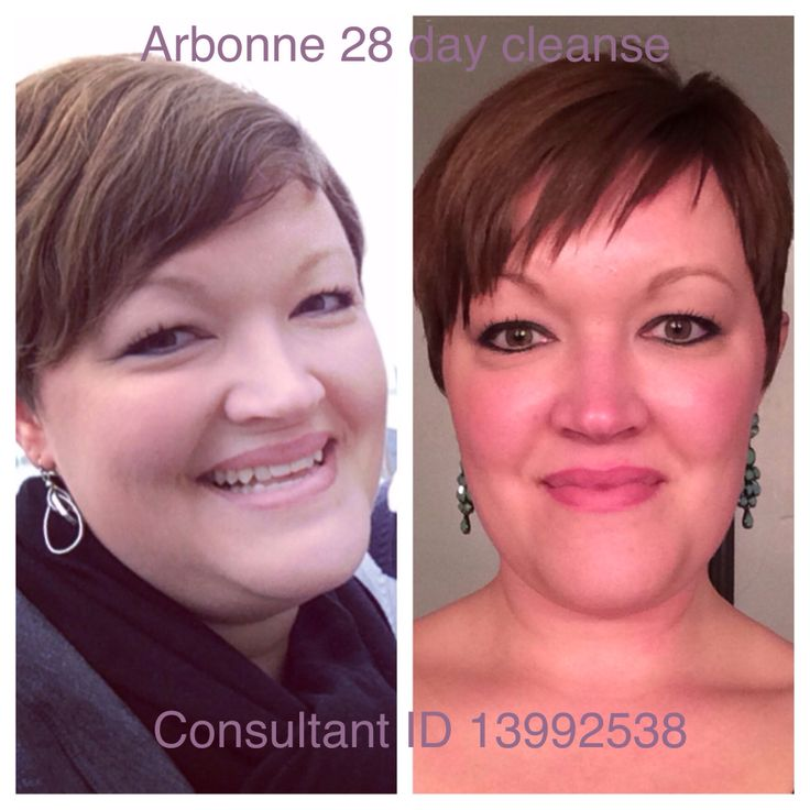 Arbonne 30 Day Detox Before And After 37149 Loadtve