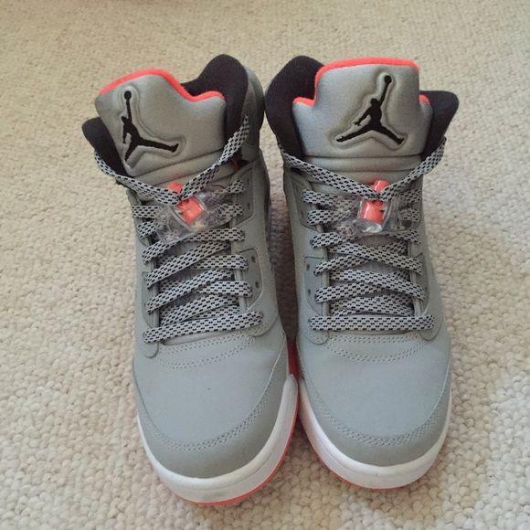 Air Jordan retro 5 hot lava