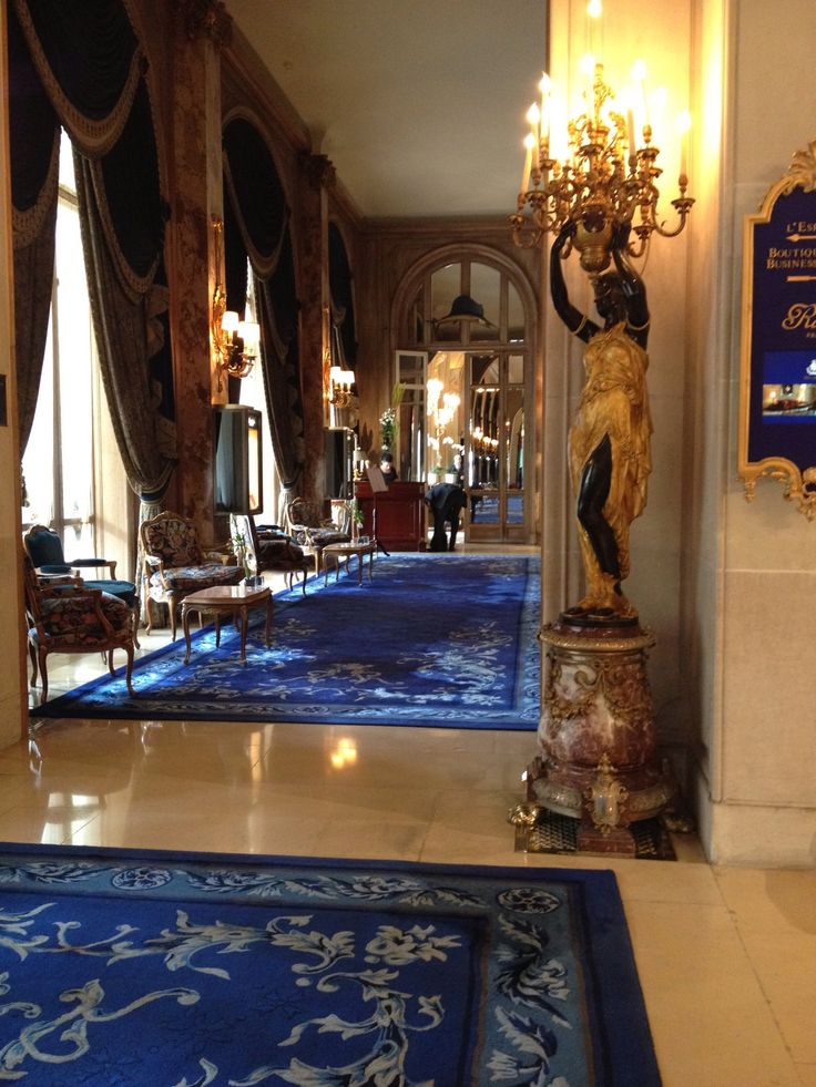 60 besten ritz hotel paris bilder auf pinterest for Hotel paris x