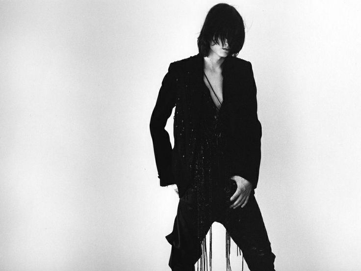 Paris Dior Homme Fitting Summer 04 July 2003 Strip ph. Hedi Slimane
