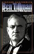 Through the life of Benjamin Ryan Tillman (1847-1918), South Carolina's self-styled agrarian rebel, this book traces the history of white male supremacy and its discontents from the era of plantation slavery to the age of Jim Crow.As an anti-Reconstruction guerrilla, Democratic activist, South Carolina governor, and U.S. senator, Tillman offered a vision of reform that was proudly white supremacist. In the name of white male militance, productivity, and solidarity, he justified lynching and…