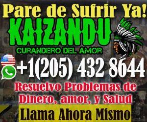 HECHIZOS PARA EL AMOR DEL UNICO MAESTRO KAIZANDU - Clasiesotericos USA #verdaderosbrujos