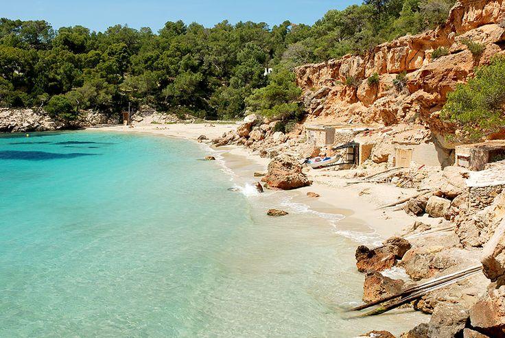 Visita Ibiza Cala Saladeta - Ibiza 5 Sentidos