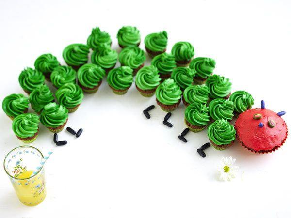 creative cupcakes ... für den fall das die deko-ideen mal ausgehen ... (Cake Boy)
