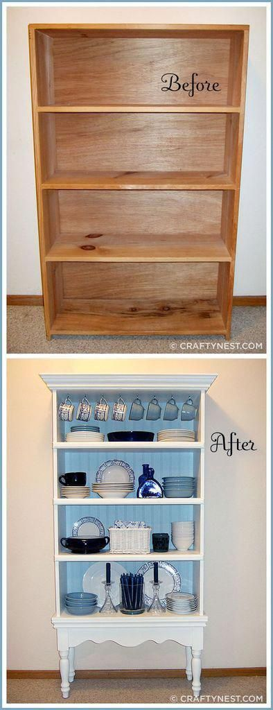 30 Fabulous Furniture Makeover DIY Projects
