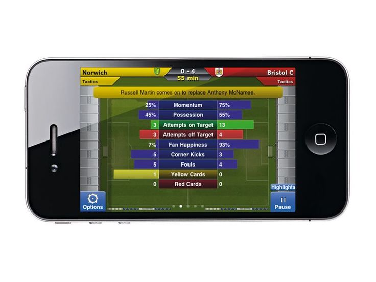 Championship Manager 2011 on iPhone review | Stats are the name of the game in this addictive iPhone app Reviews | TechRadar