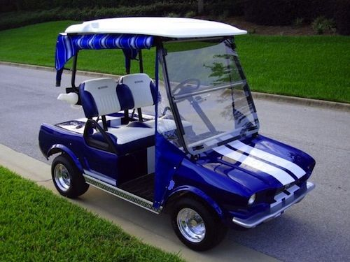 Melissa's Golf Cart Custom Body Kits - Custom Golf Cart Body Kits