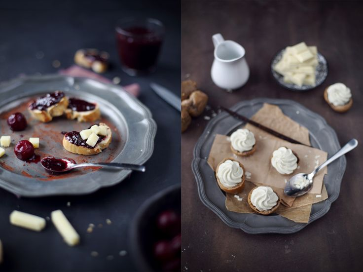 Choice of aperture in culinary photography