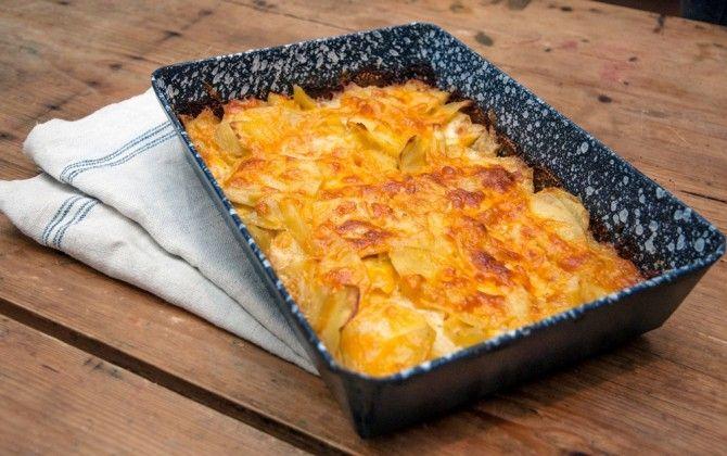 10 krumplis egytál 450 kalória alatt