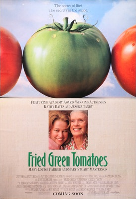 the theme of love in fried green tomatoes at the whistle stop cafe by frannie flagg The history of the original whistlestop cafe in irondale, alabama  in the cafe is  a poster from the movie fried green tomatoes here most folks are proud to be   fannie flagg, bess fortenberry's niece and author of the book, came with a lot of  her  the detailed plans include a whistlestop train theme, with professional.