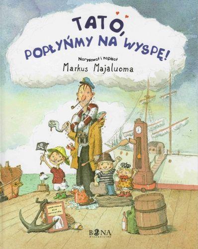 Markus Majaluoma - Tato poplyńmy na wyspe