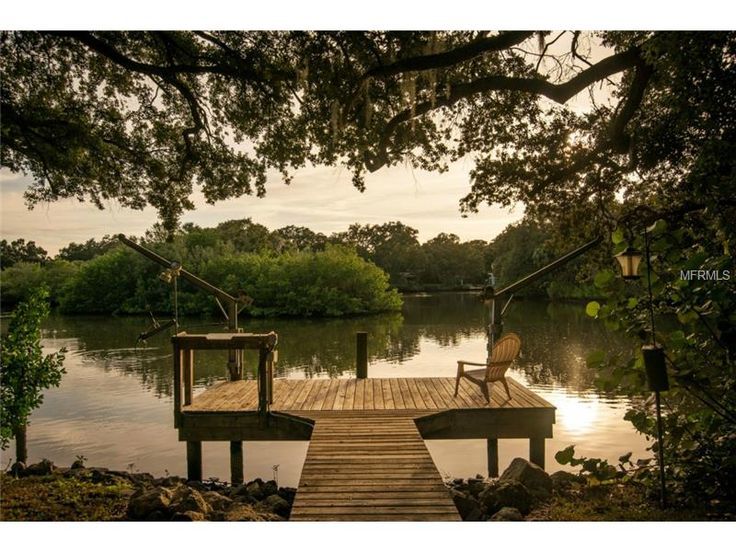 Waterfront Home for Sale South Tampa