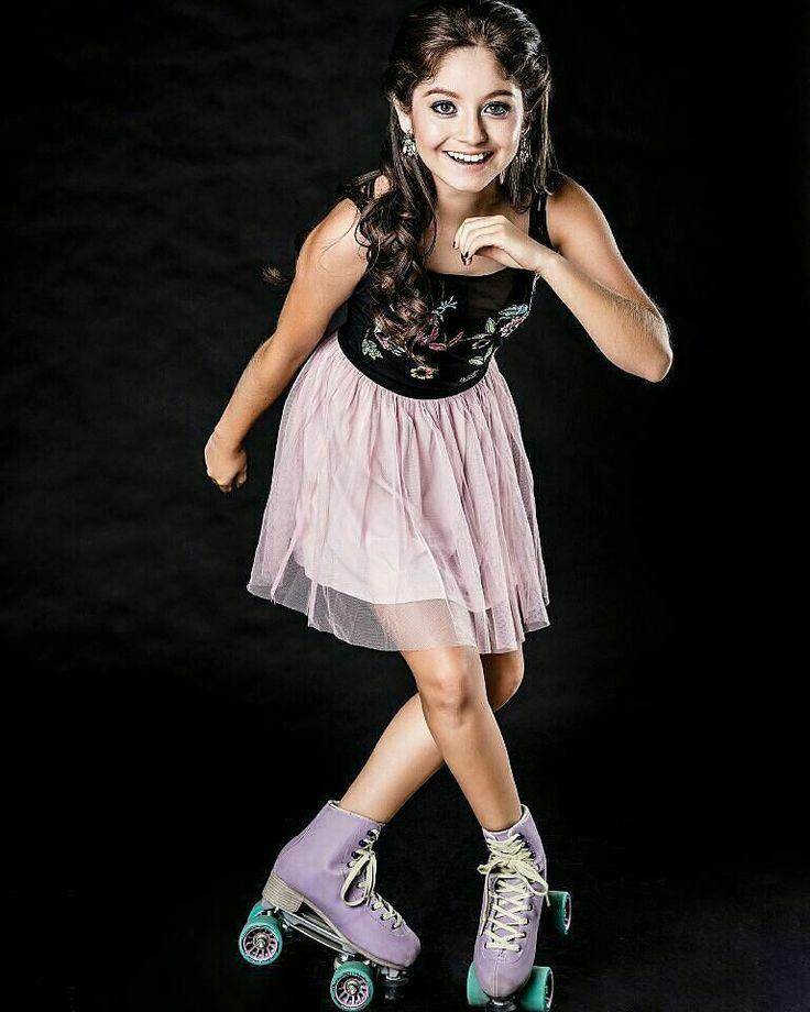 Me encantan los patines Lilas