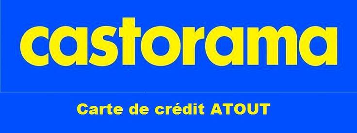Castorama : Carte ATOUT (Paiement différé, à Crédit ou en 3 Fois)